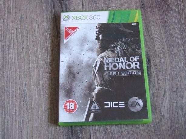 Gra Xbox 360 Medal of Honor Tier 1 Edition Wysyłka w 24h