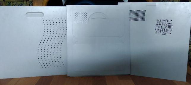 Боковые крышки для системных блоков, белые
