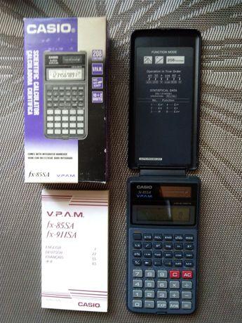 Научный калькулятор CASIO FX-85SA + финансовый CASIO FC-100
