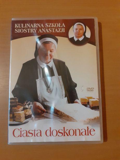 Ciasta doskonałe Kulinarna Szkoła Siostry Anastazji. DVD.