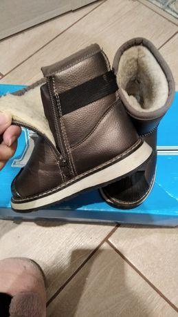 Сапогие зимние. Ботинки