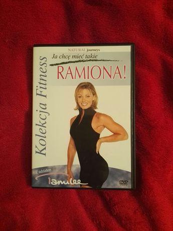 Płyta DVD kolekcja fitness Ja chcę takie Ramiona z udziałem Lamilee
