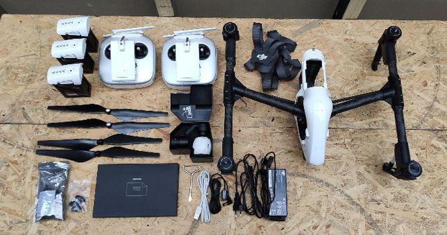 Dron DJI Inspire I T600 Zenmuse X3 3xAku 2xKontroler F-Vat