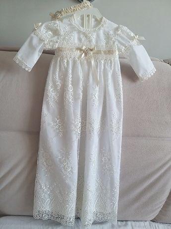 Платье на выписку, крестины