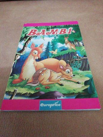 """Livro """"Bambi"""" Contos Magicos"""