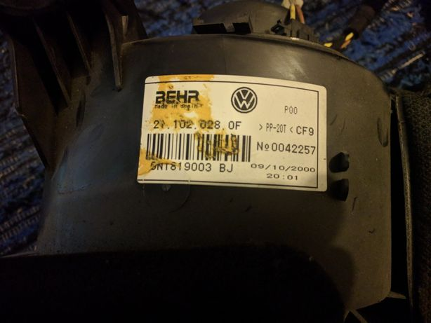 Sofagem VW Polo 6N2