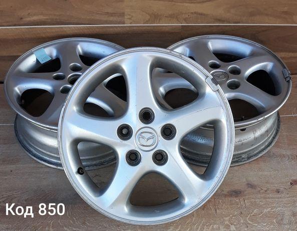Оригінальні диски Mazda R16 5x114.3 ET50