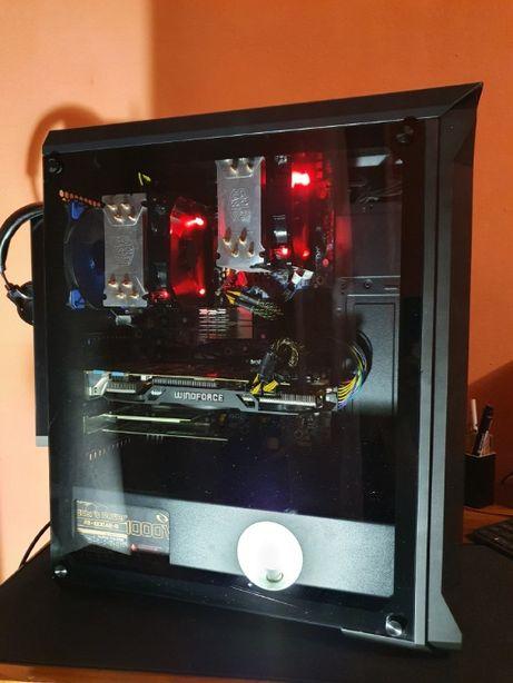 HP Z600 xeon 5675 3.4Ghz 12 ядер/24потока 48 Gb RAM
