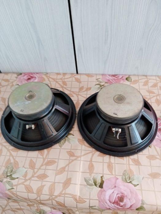 głośniki 12 cali w stalowym koszu uszkodzone Opoczno - image 1