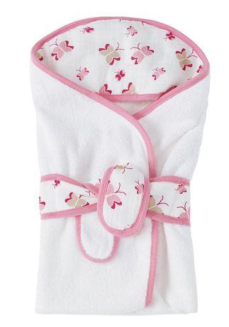 Новое полотенце с муслиновым капюшоном Aden Anais