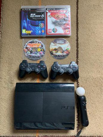 Playstation 3 Super Slim de 500Gb