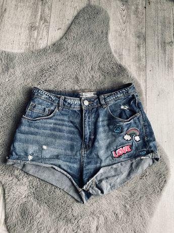 Spodenki jeansowe m terranova
