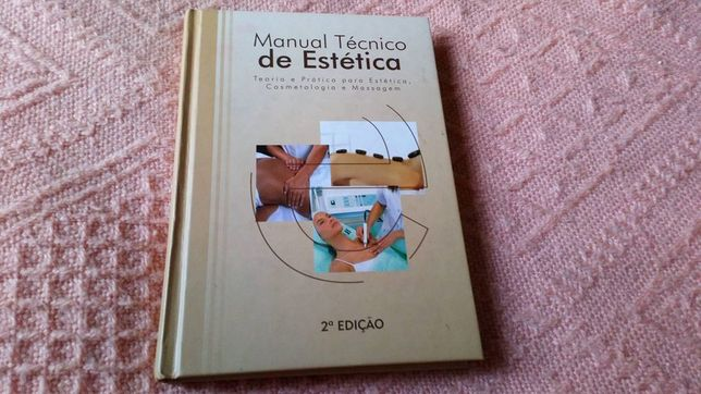 Vendo Manual Técnico de Estética