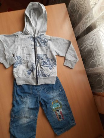 Костюмчик на мальчика 1 год - 1,5 года