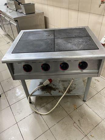 Плита промышленная электрическая