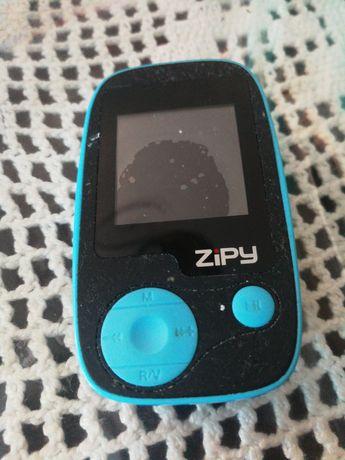 Mp3 zipy+ cartão de memória 1GB