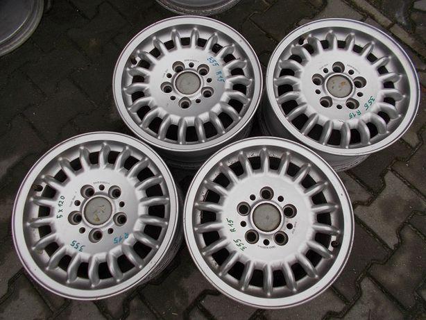 felgi aluminiowe BMW e30 e34 e38 5x120 7x15 et47 Nr. 355