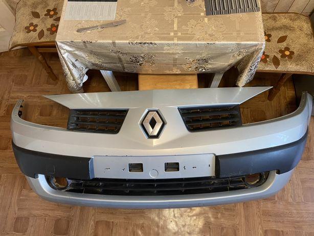 Бампер на Renault Megane 2 (hatchback)