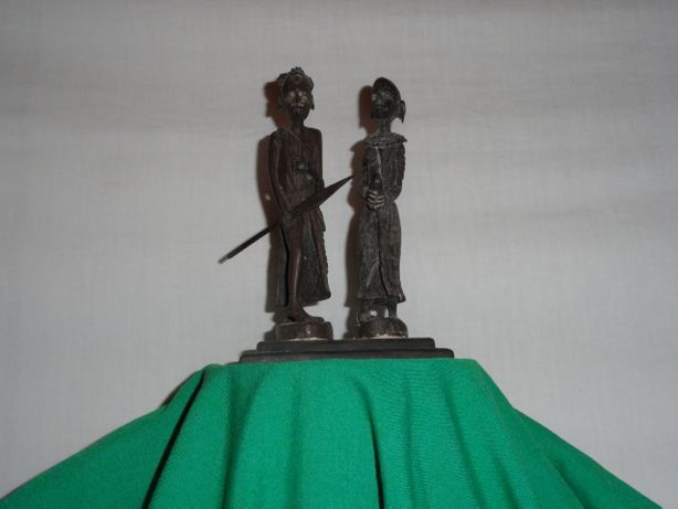 Estatueta Arte Africana
