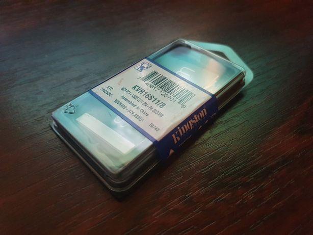Пам'ять для ноутбука SO-DIMM 8Gb/800MHz DDR3 Kingston