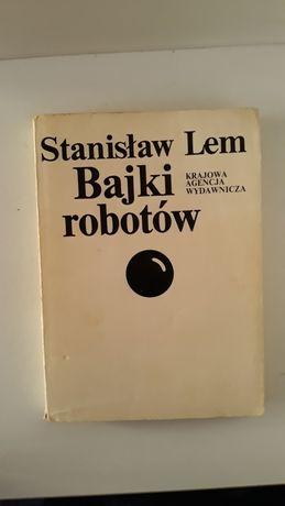 """Lektura - """"Bajki robotów"""" - S. Lem"""
