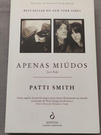 Apenas Miúdos, de Patti Smith