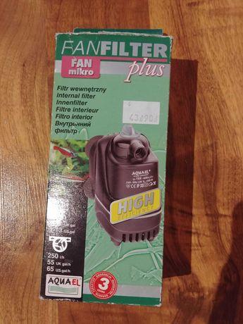 AquaEl Fan Filter Mikro Plus