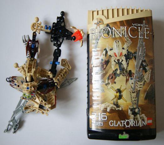 LEGO Bionicle Vorox 8983 Glatorian