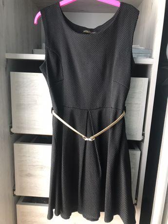 Czarna sukienka + gratis