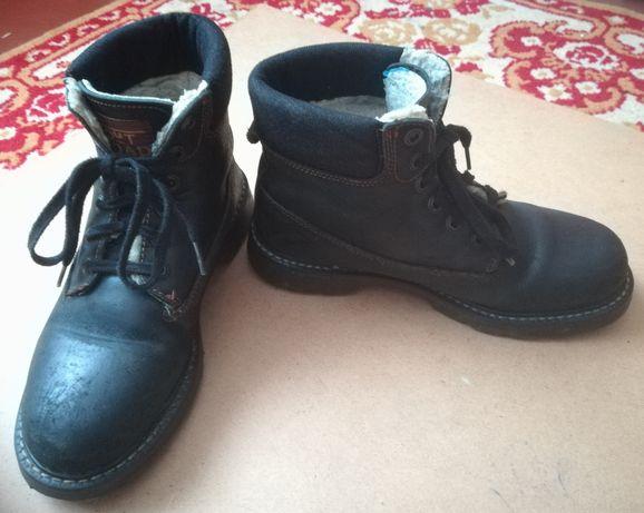 Кожаные ботинки Out Road(Италия) 40р