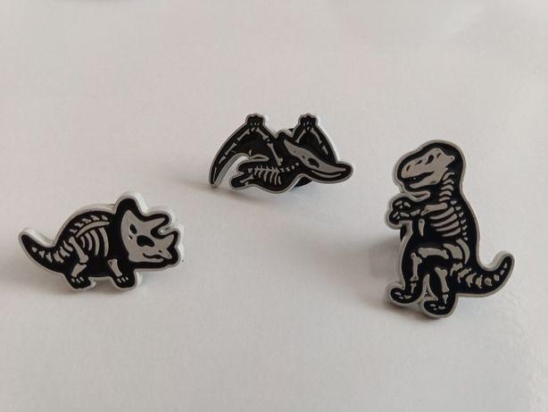 Pins Dinossauros