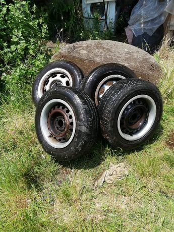 Jantes 13 ferro com pneus