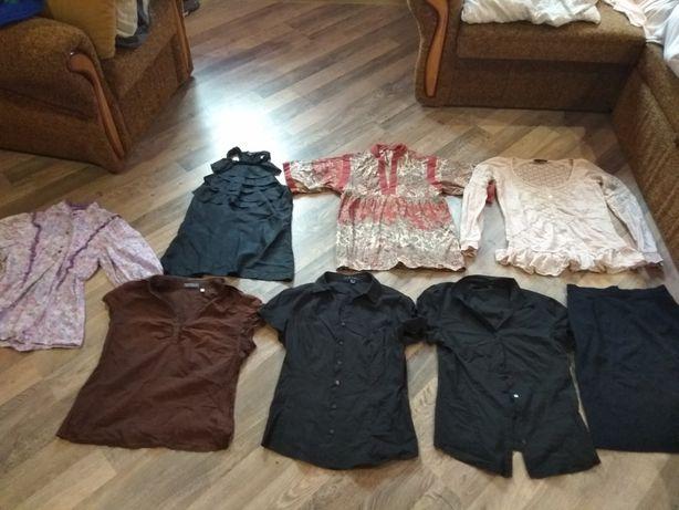 Женская блузка,пакет вещей