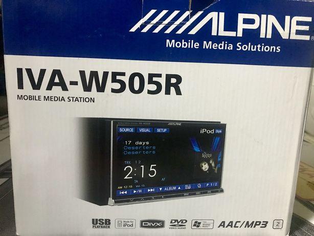 Alpine IVA-W505R + PMD-B200P