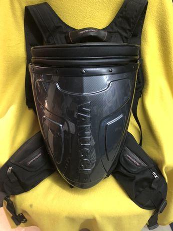 Plecak motocyklowy Vanucci carbon zolw