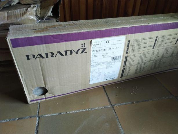 Плитка підлоги керамограніт Paradyz Trophy Beige (Польща) 20x60 (1уп)