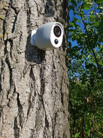 Kamera akumulatorowa WiFi FHD
