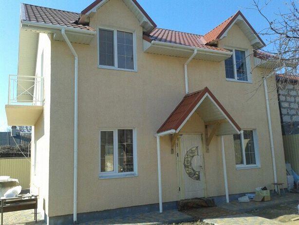 Продам новый дом с видом на море в Крыжановке