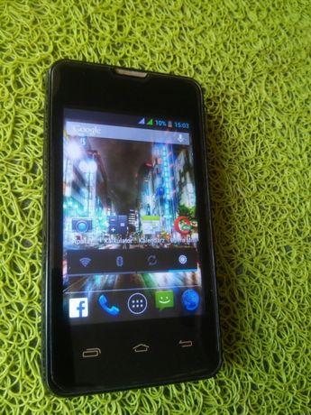 Smartfon, telefon Prestigio dual sim.