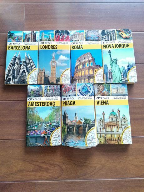 Vendo livro city packs
