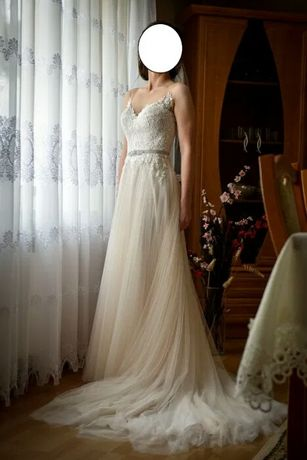 Suknia ślubna Essence of Australia model D2085