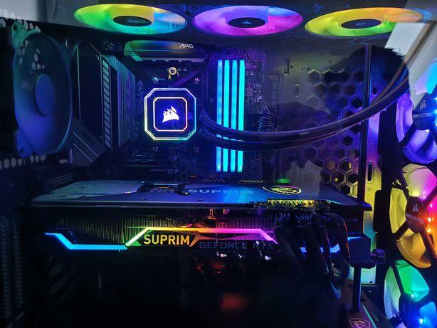 Komputer gamingowy AMD 5800X/32GB/1TB GEN.4/Win10 Pro/Gwarancja