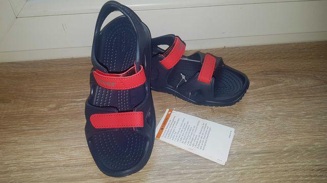 Sandałki Crocs 25/26 C9