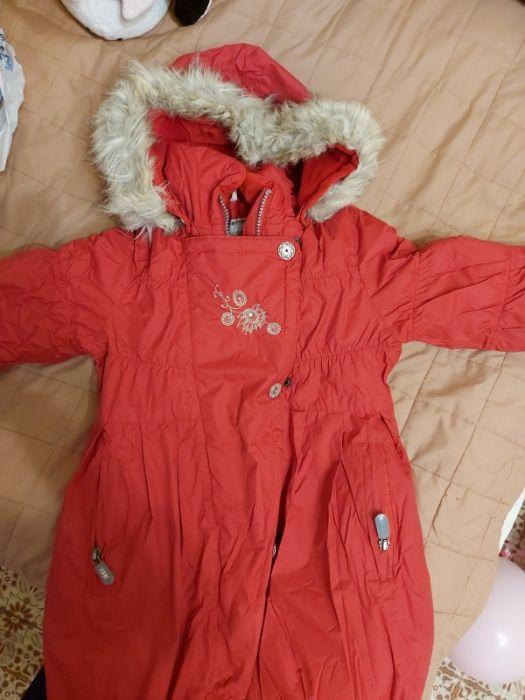 Зимняя удлиненная куртка Ленне 110+6см Харьков - изображение 1