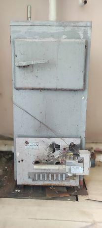 Газогорелочное устройство искра 16 и котел кст-г-10