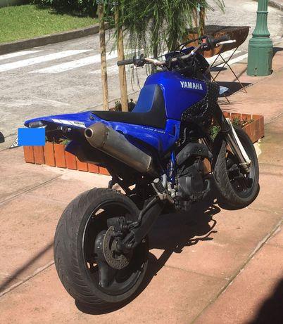 Yamaha XT 600 - Supermotard