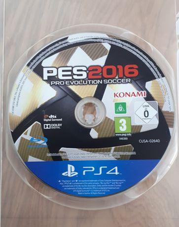 PS4 PES 2016 Pro Evolution Soccer 2016