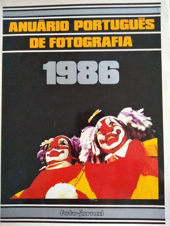 NOVO Anuário Português de Fotografia 1986