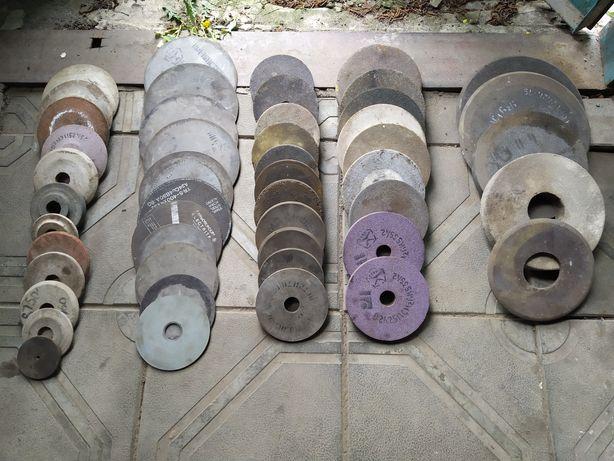 Шлифовальные круги диски