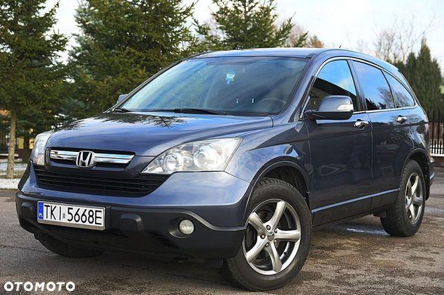Honda CR-V 2.2 i CTDi 140KM * 4x4 * Właściciel * SUPER STAN!